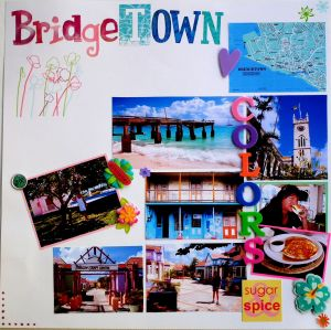 Bridgetown Colors