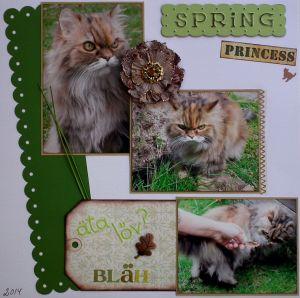 Simsha Spring Princess
