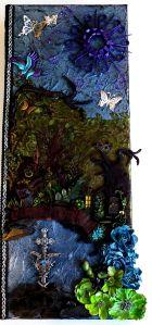 Fantasy Mixed Media Canvas 8