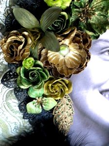 Flowers up close on Mother in flowers