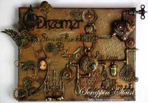 Steampunk Dreamer 1