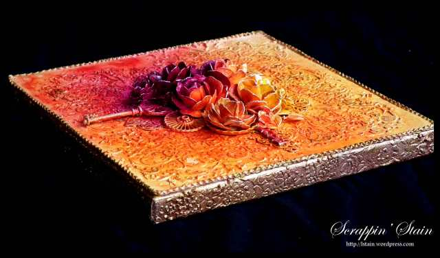 Golden Flowers2