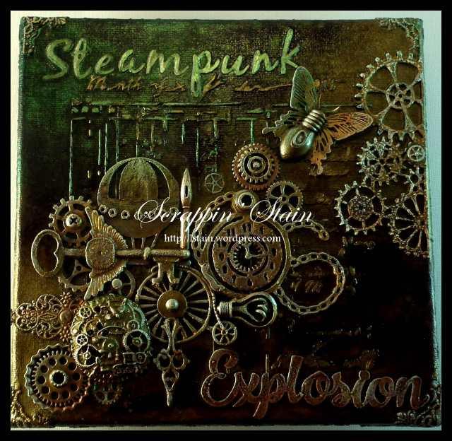 Steampunk Explosion 15