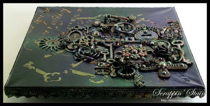 Key Unfolding 5